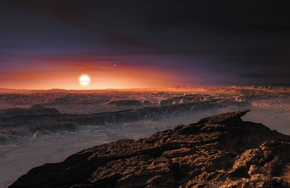 Featured image: Proxima b: the Earth next door?