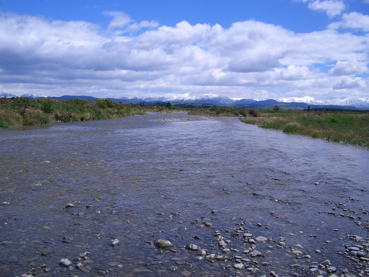 Image: New Zealand river water quality – good news or bad?