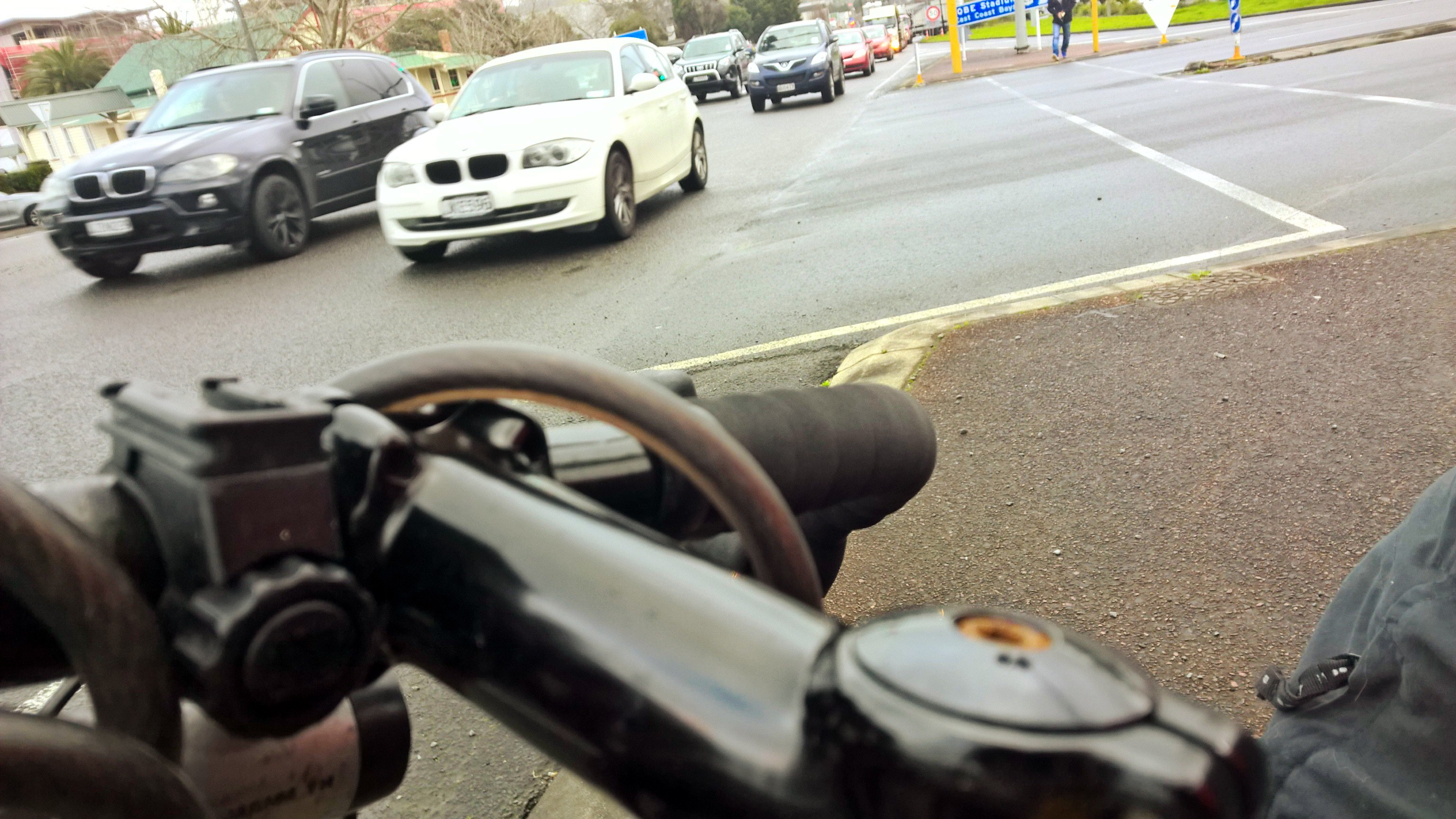 Featured image: The perception that cycling is dangerous