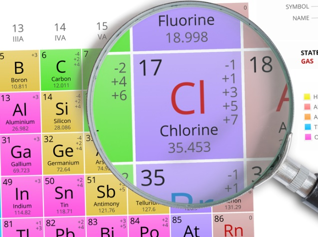 Image: Is chlorine the next chemical battleground?