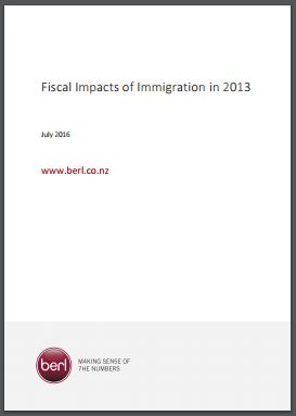 BERL immigration report
