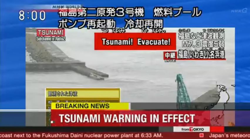Featured image: Japan&#8217&#x3B;s latest tsunami reaction shows lessons learned from previous disasters