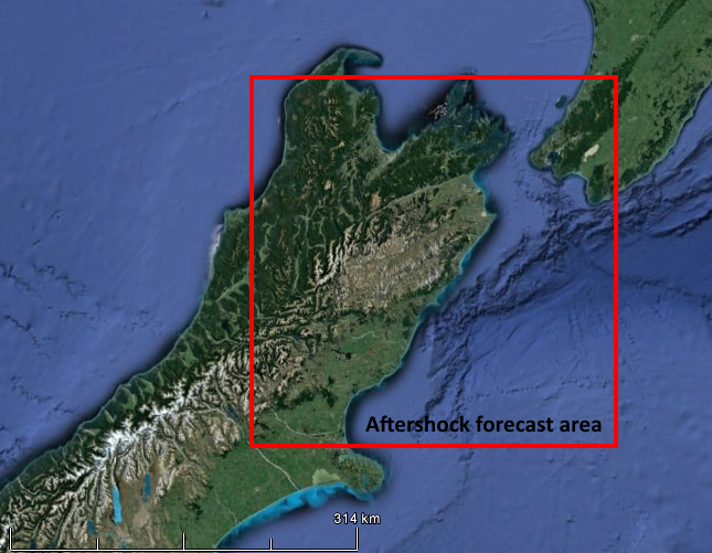 Featured image: NZ Earthquake &#8211&#x3B; international scientists react