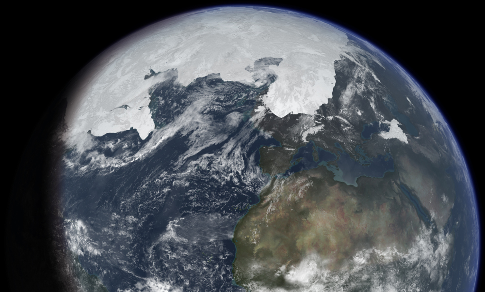 Featured image: Ice ages have been linked to the Earth's wobbly orbit – but when is the next one?