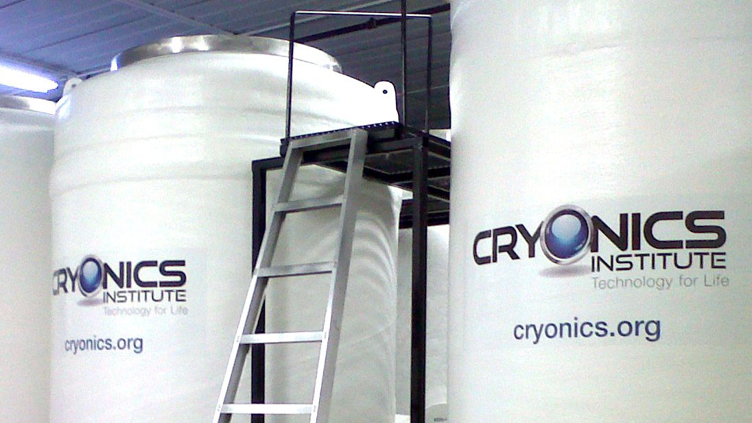 Featured image: Is someone reanimated from cryogenic freezing legally dead or alive? And other problems