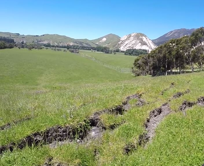 Image: Kaikoura earthquake – notes from a field geologist