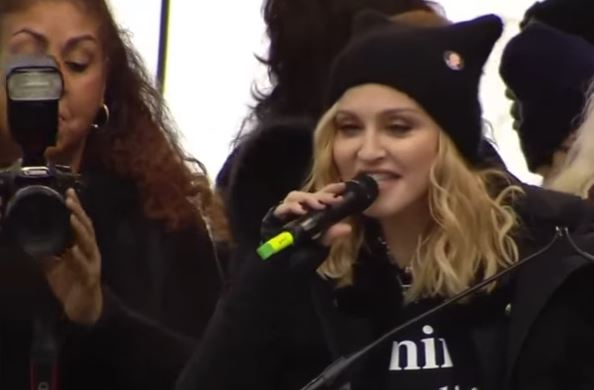 Featured image: Madonna teaches us a lesson in critical thinking