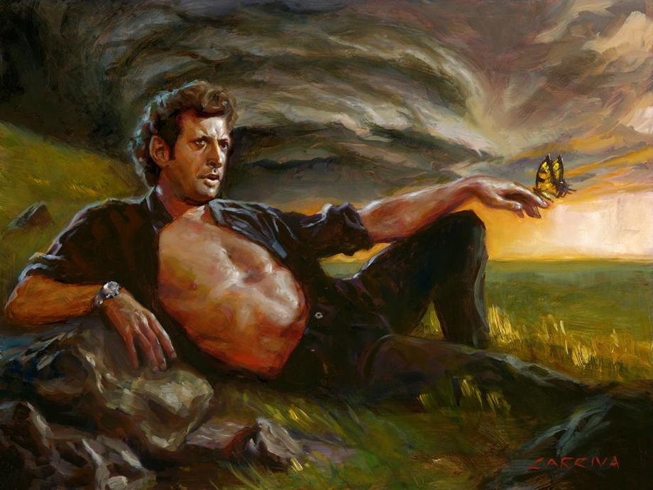 Image result for chaos goldblum
