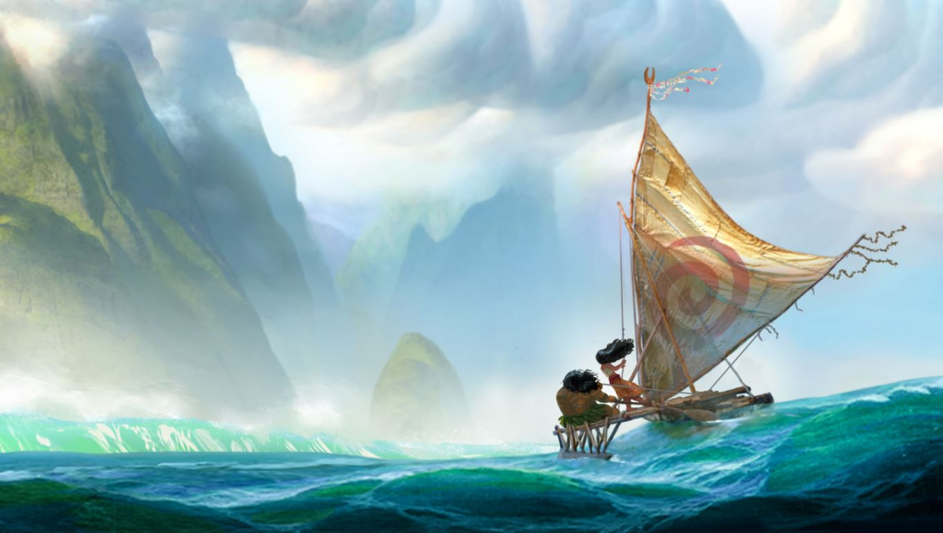 Featured image: How far they&#8217&#x3B;ll go: Moana shows the power of Polynesian celestial navigation