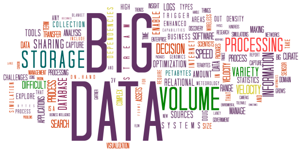 Featured image: Big data + Big science = Big health