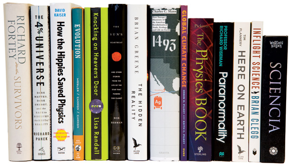 Image: Does New Zealand need a science book prize?