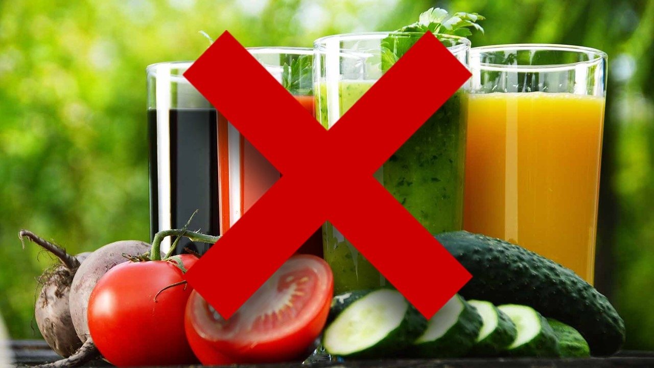 Featured image: Why detox diets don't work – the science behind how your body removes toxins