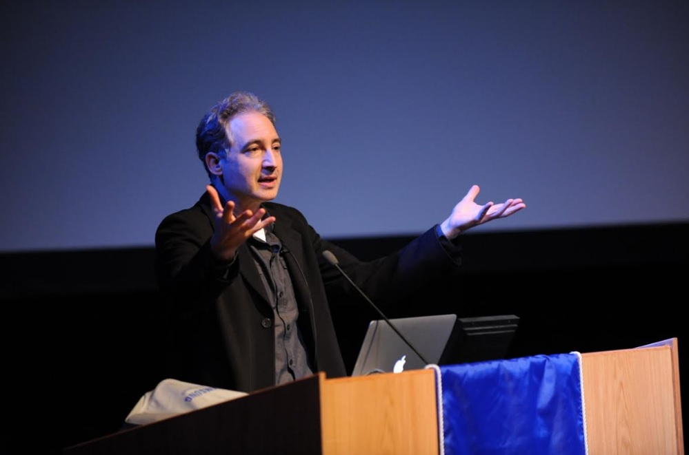 Image: Brian Greene, string theory and a great ticket giveaway