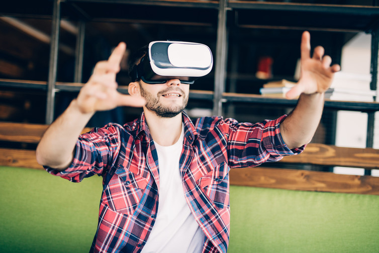 Image: We shouldn't ignore the potential of virtual reality advertising