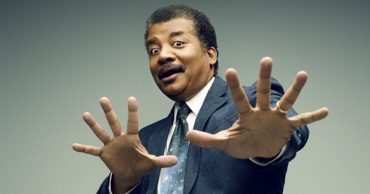 Image: Neil deGrasse Tyson, science communication superstar, coming to New Zealand