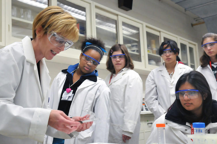 Featured image: Women aren't failing at science — science is failing women