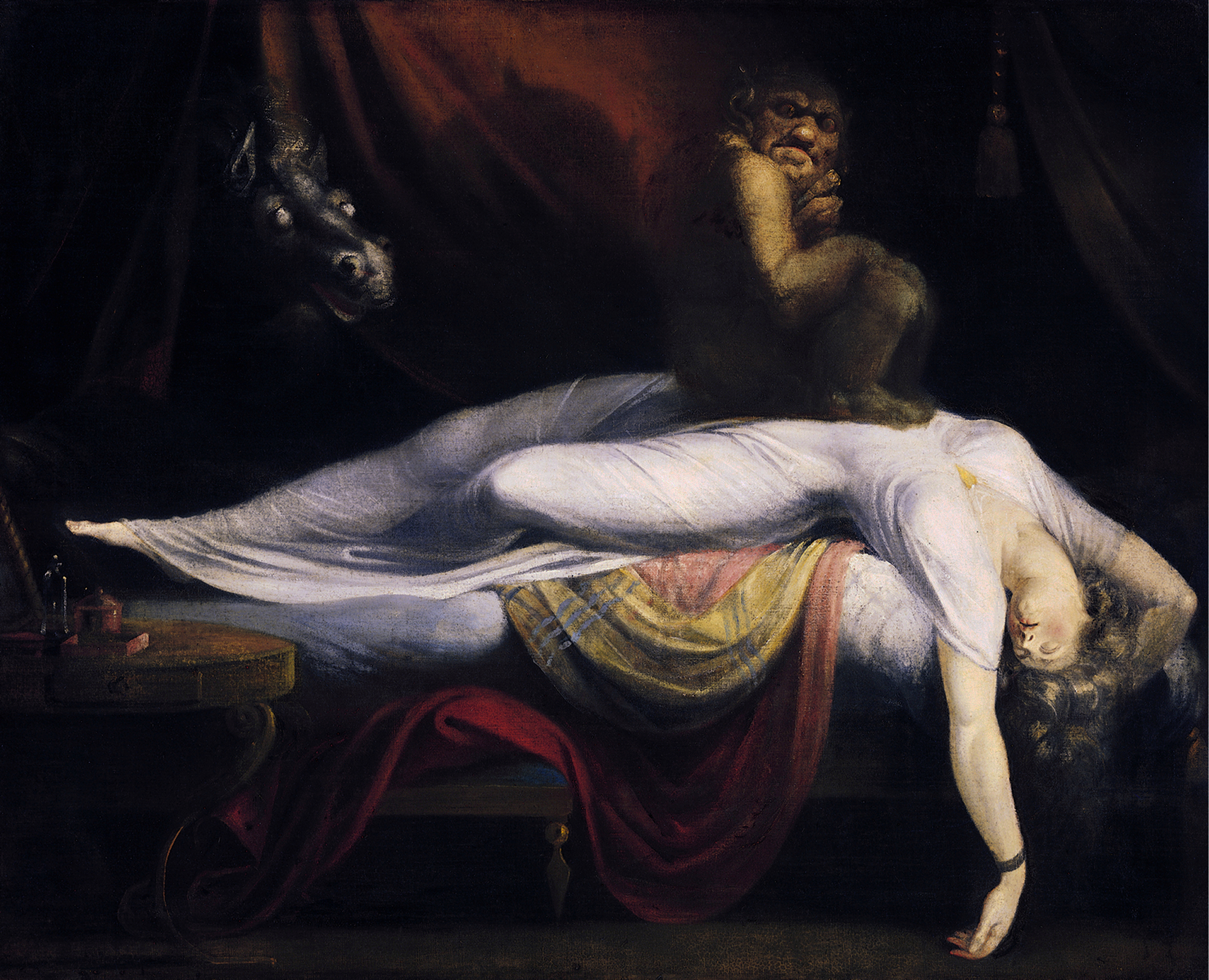 Image: Sleep paralysis – more common than you might think