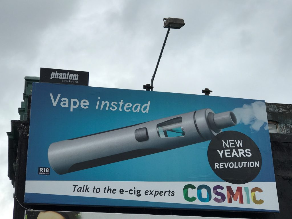 Image: Will liberalising nicotine availability increase quitting?