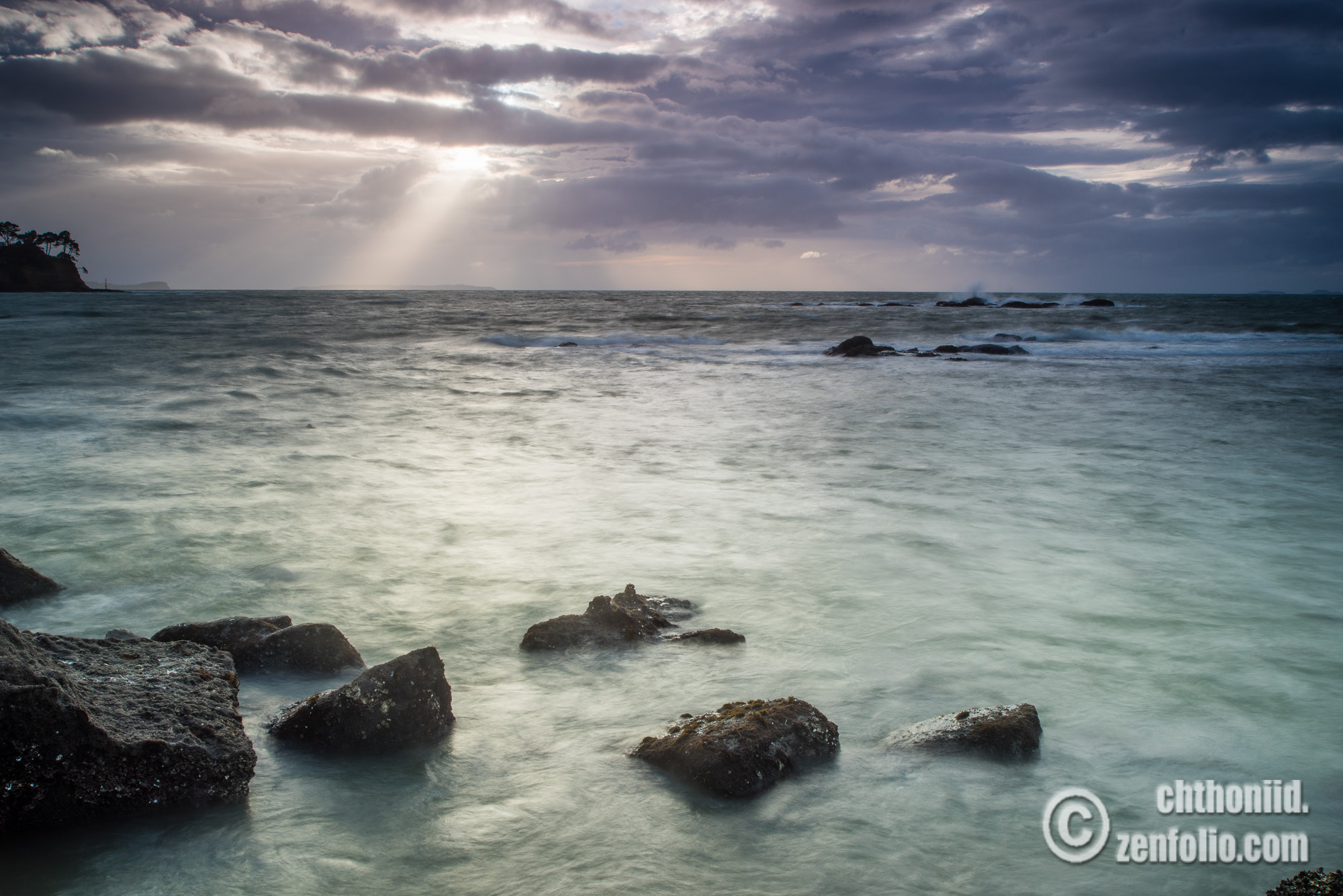Featured image: A seascape for the shortest day
