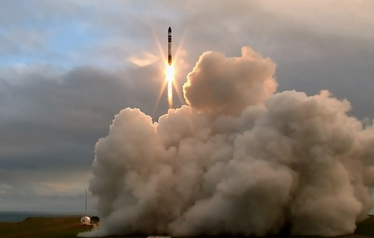 Featured image: A 3D-printed rocket engine just launched a new era of space exploration