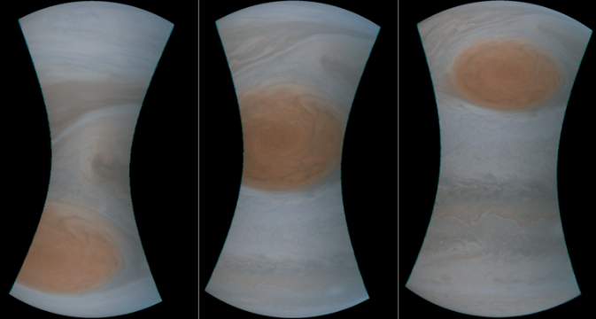 Featured image: Zooming in on Jupiter&#8217&#x3B;s Great Red Spot