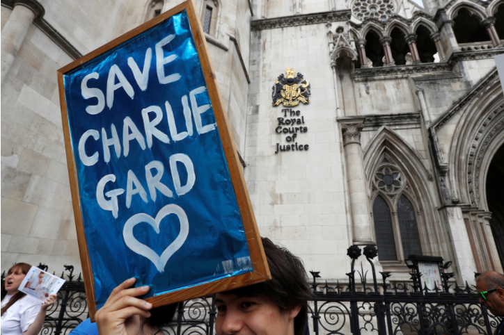 Image: Three ways the Charlie Gard case could affect future end-of-life cases globally