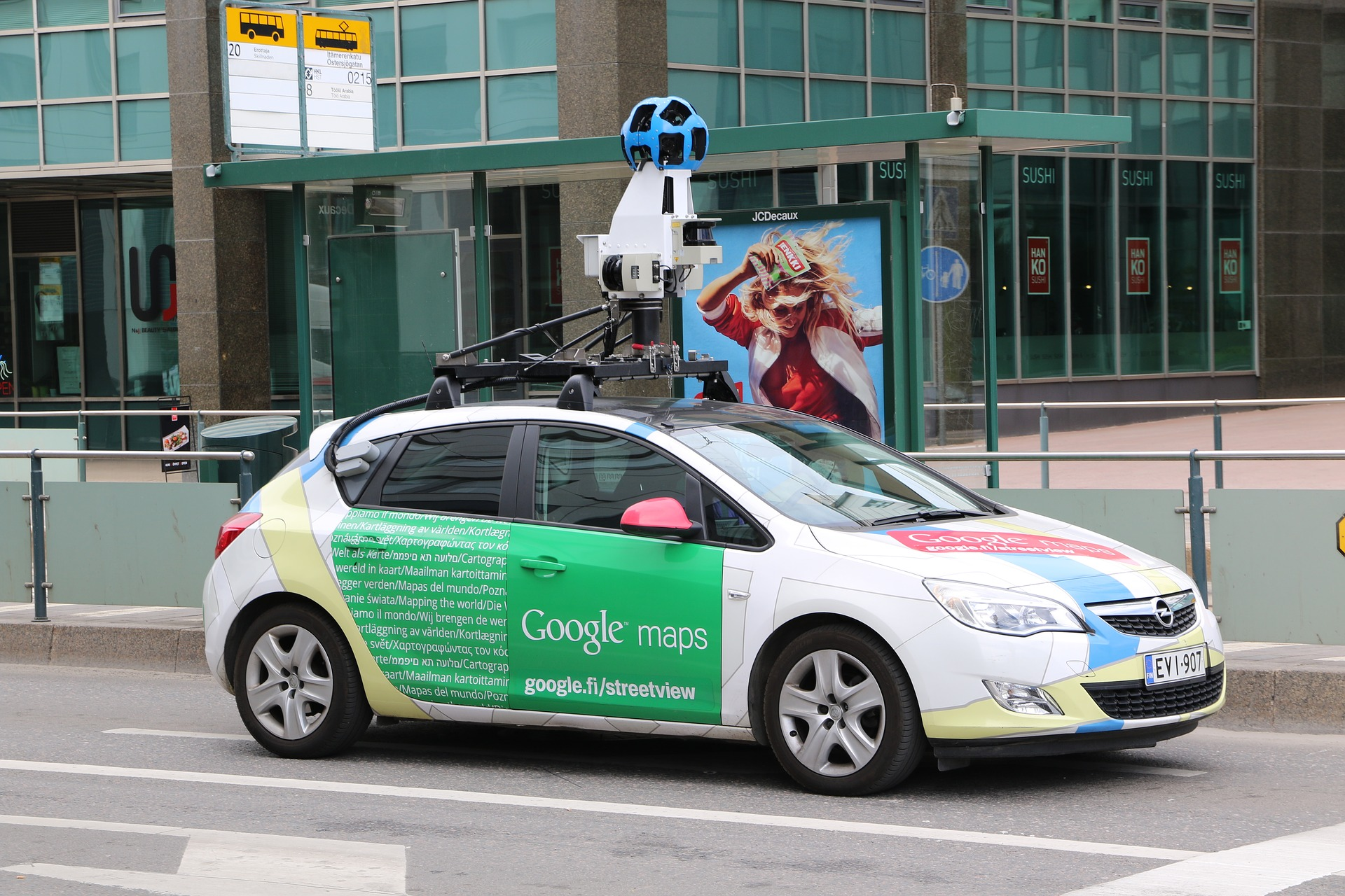Image: Google Street View – A Useful Research Tool?