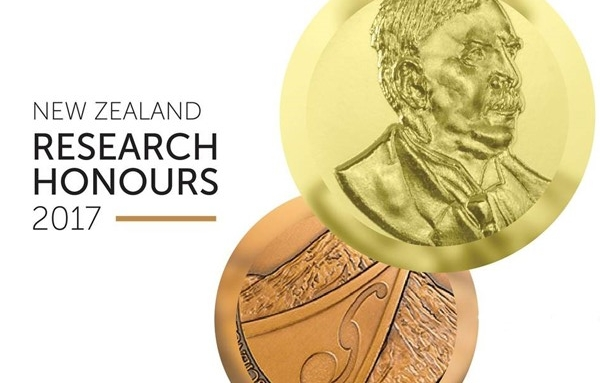 Featured image: NZ's top researchers recognised in Royal Society Te Apārangi awards