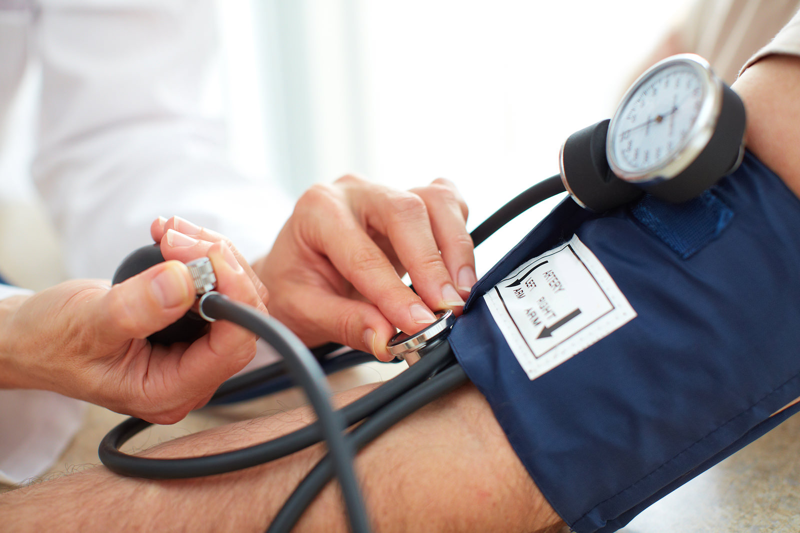 Featured image: Half a million Kiwis suddenly have high blood pressure
