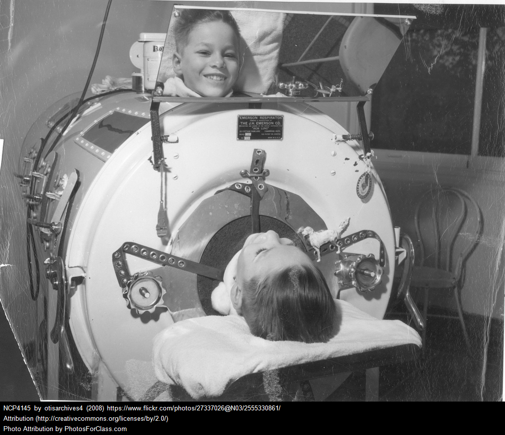 Featured image: The last of the iron lungs