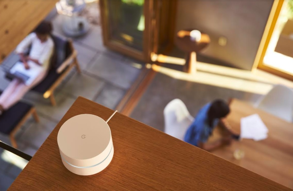 Image: 12 Gadgets of Christmas: Google Wifi
