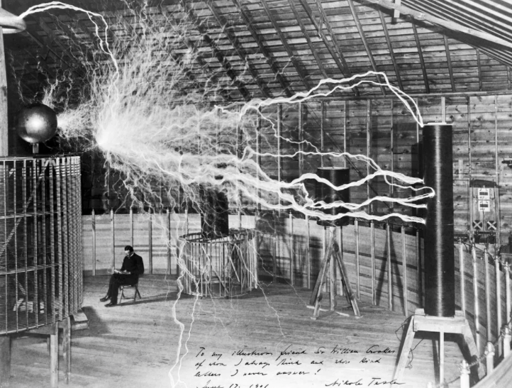Featured image: Nikola Tesla: The extraordinary life of a modern Prometheus