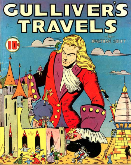 Image: Jonathan Swift, Gulliver's Travels, and the Royal Society