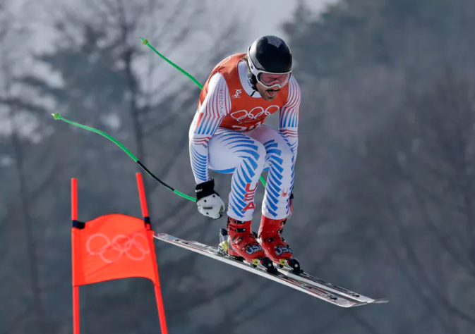 Image: Making skis strong enough for Olympians to race on