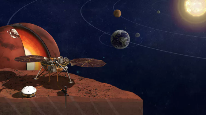 Image: A brief history of Martian exploration – as the InSight Lander prepares to launch