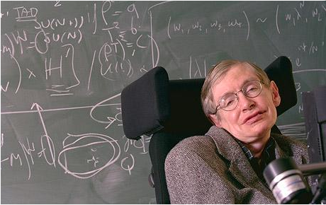 Featured image: Remembering Stephen Hawking