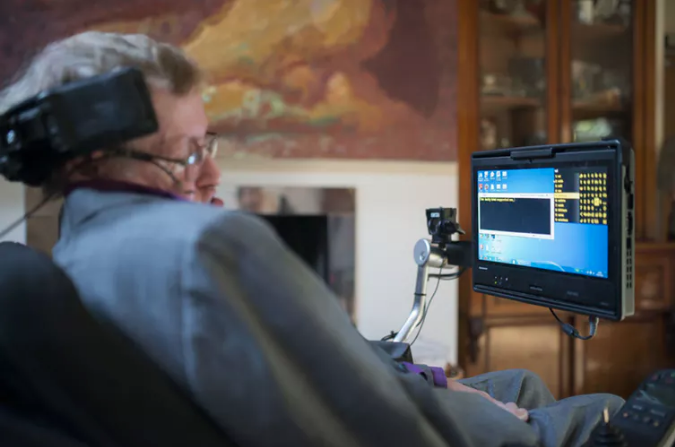 Image: The technology that gave Stephen Hawking a voice should be accessible to all who need it