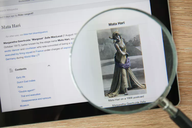 Featured image: Why Wikipedia often overlooks stories of women in history