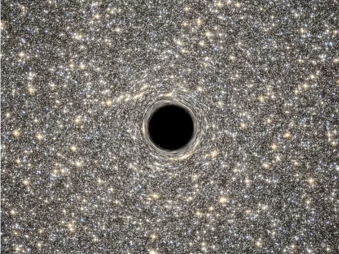 Featured image: Black holes aren't totally black, and other insights from Stephen Hawking's groundbreaking work