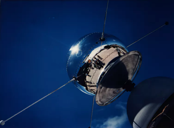 Image: 60 years in orbit for 'grapefruit satellite' – the oldest human object in space