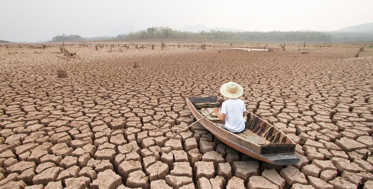 Image: Climate change is a security threat – so where is the UN Security Council?
