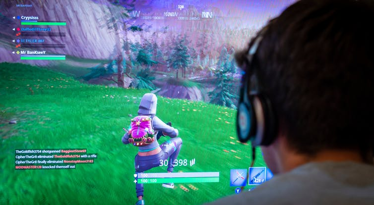 Featured image: Could playing Fortnite lead to video game addiction? The World Health Organisation says yes, but others disagree
