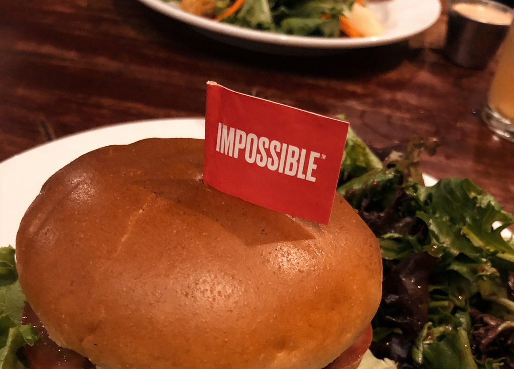 Image: The science behind the Impossible Burger