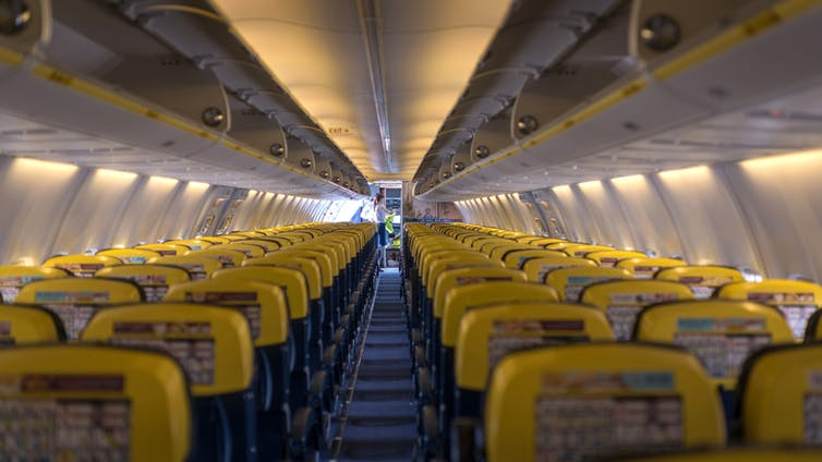Featured image: Why Ryanair passengers were bleeding from the ears