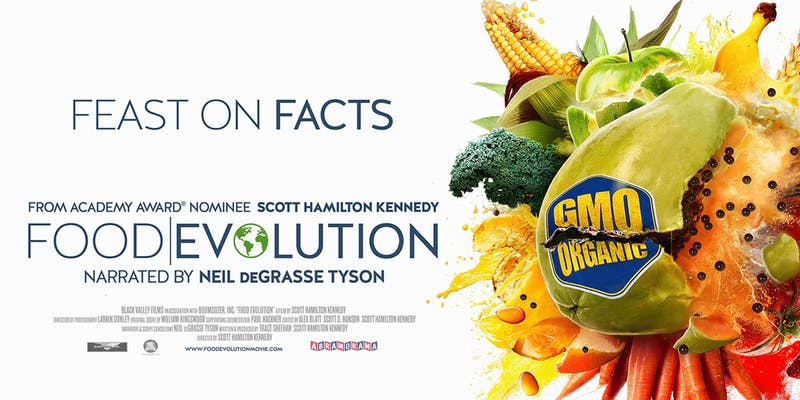 Featured image: Food Evolution – screening at Queenstown August 31st