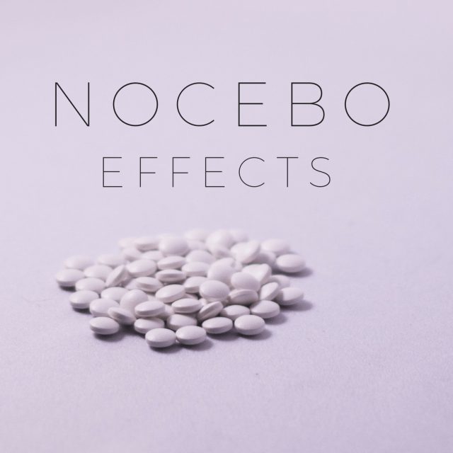 Featured image: What is the nocebo effect and why is it important? And what is a systematic review?