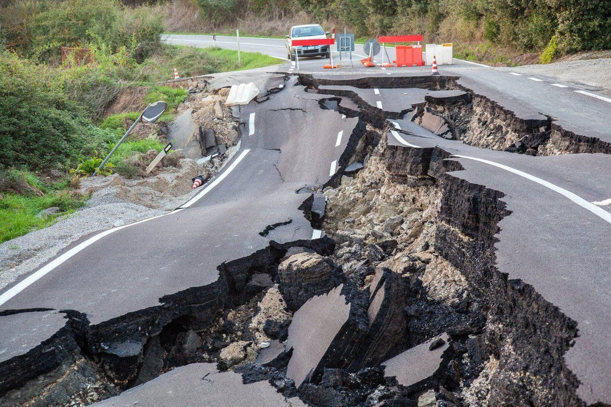 Featured image: Two years on from the Kaikōura quake