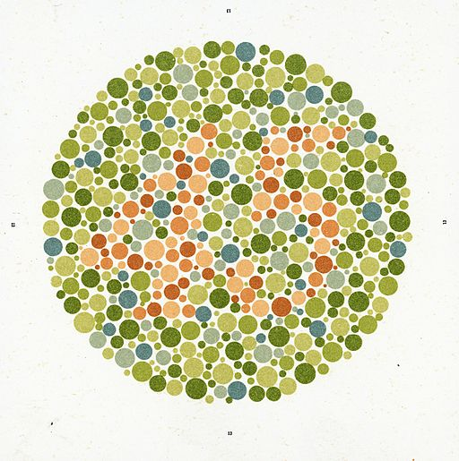 Featured image: Colour vision