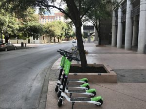 Featured image: Lime E-scooters vs public health