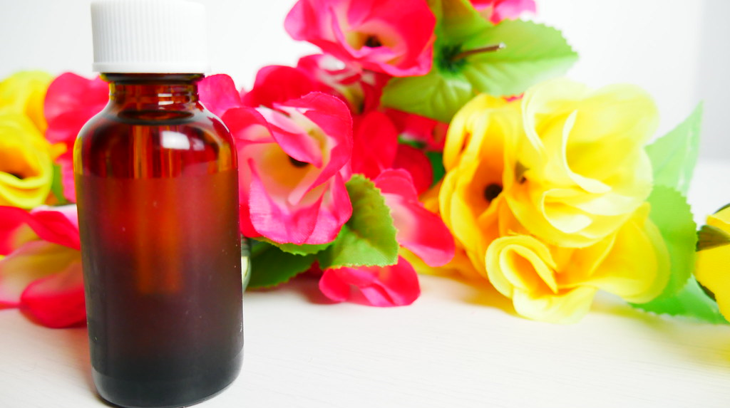 Featured image: Essential oils in the classroom: a rose (or other flowers) would smell as sweet
